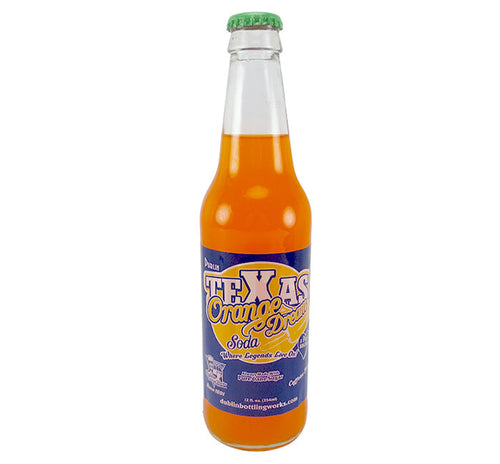 Dublin - Orange Dream Cream Soda - Ganje's