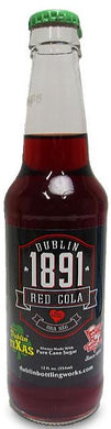 Dublin 1891 - Red Cola Soda - Ganje's