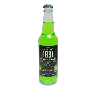 Dublin 1891 - Green Apple Soda - Ganje's