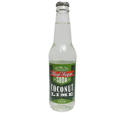 Oak Cliff - Coconut Lime Soda - Ganje's