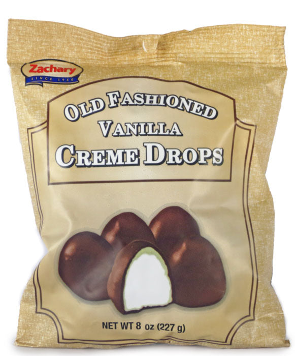 Old Fashioned Creme Drops - Vanilla - Ganje's