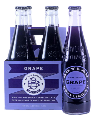 Boylan - Grape Soda - Ganje's