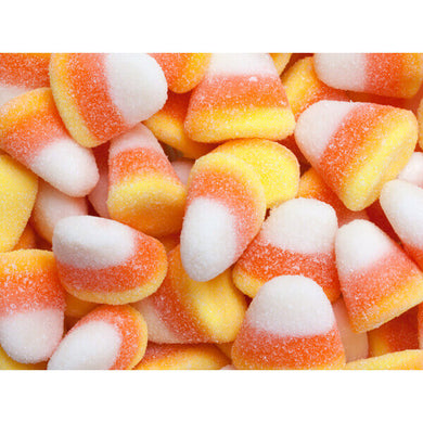 Candy Corn Puffs - Ganje's