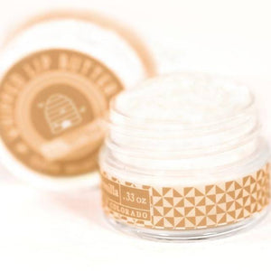 Live Beautifully - Whipped Lip Butter - Honey & Vanilla - Ganje's