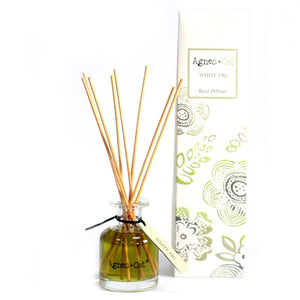 UK - Agnes+Cat - Reed Diffuser - White Fig - Ganje's