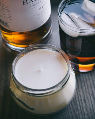 Velvet Whiskey - Candle - Bluegrass Bourbon - Ganje's
