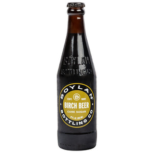 Boylan - Birch Beer Soda - Ganje's