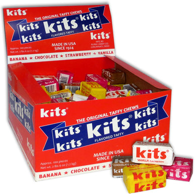 Kits - Original Taffy Chew - Ganje's