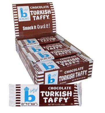 Bonomo Turkish Taffy - Chocolate - Ganje's