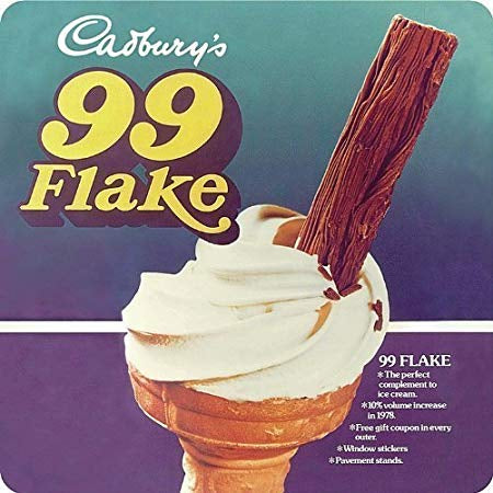 Dreamy Concoctions - Flake 99 - Ganje's
