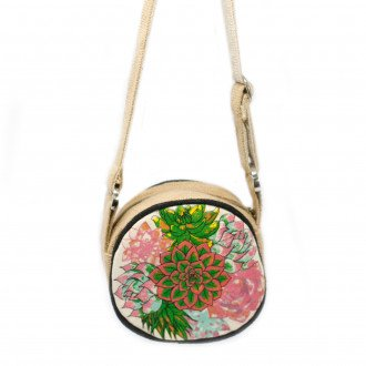 Eco Bag Small - Cactus - Ganje's