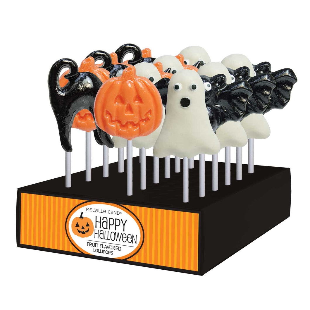 Melville - Spooky Lollipop Assortment - Ganje's
