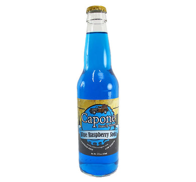 Capone Family Secret  - Blue Rasberry Soda - Ganje's