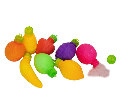 Candy Powder Filled Fruit - Assorted - Ganje's