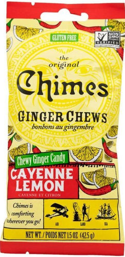 the original - Chimes - Cayenne Lemon - Ganje's