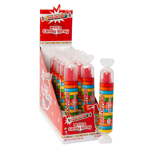 Smarties Mega Candy Spray - Ganje's