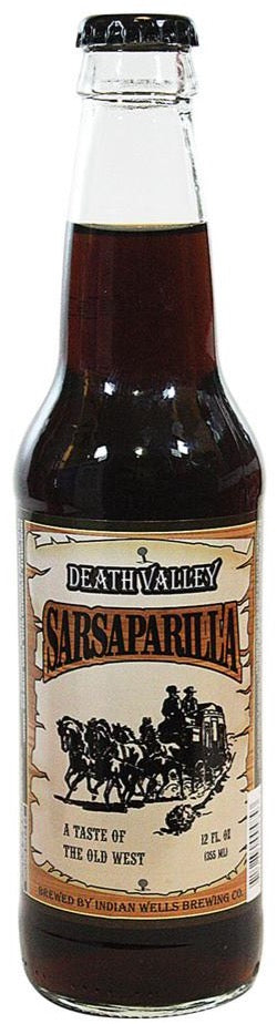 Death Valley - Sarsaparilla Soda - Ganje's