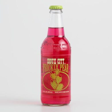 Sioux City - Prickly Prickly Pear Soda - Ganje's