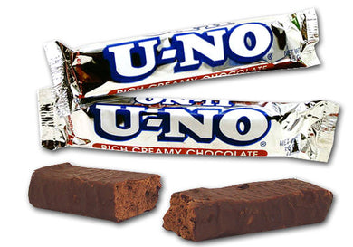 UNO Creamy Chocolate Bar - Ganje's