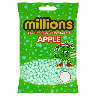 UK -  Millions Bag - Apple - Ganje's
