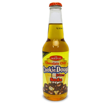 The Original - Chocolate Chip Cookie Dough Bites Soda - Ganje's