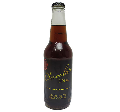 Gourmet Chocolate Soda - Ganje's