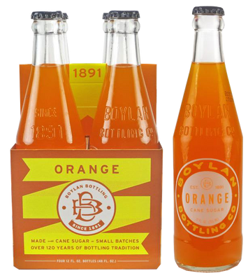Boylan - Orange Soda - Ganje's