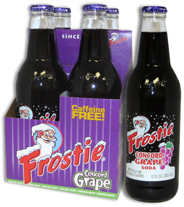 Frostie - Concord Grape Soda - Ganje's