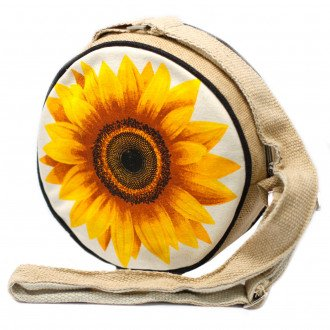 Eco Bag Large - Sunflower - Ganje's