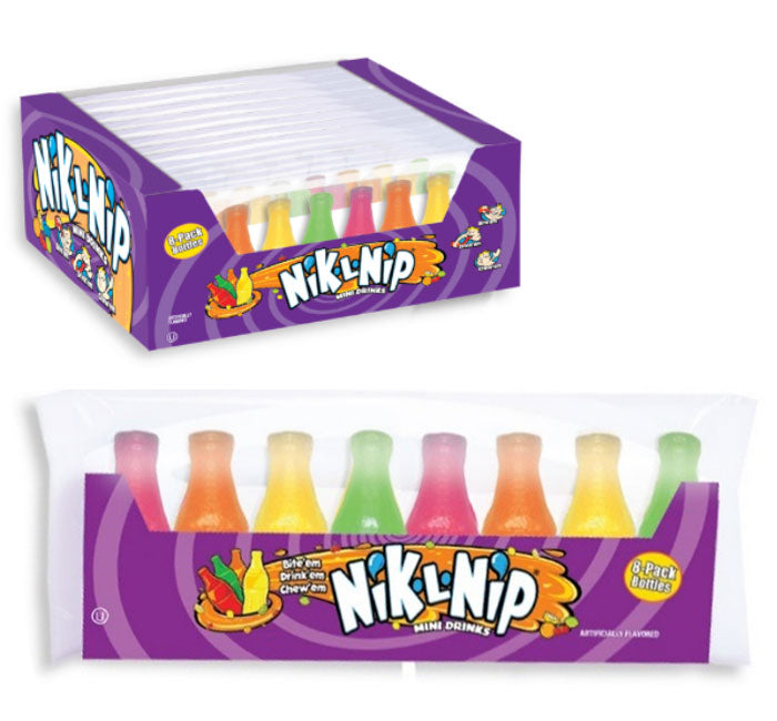 Nik-L-Nip - Wax Drinks - Ganje's