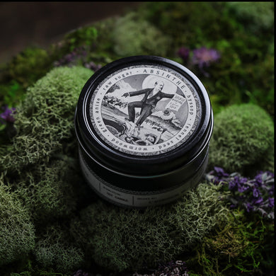 L'apothicaire Co. - NOIR Series - Soy Candle Tin - Absinthe - Ganje's