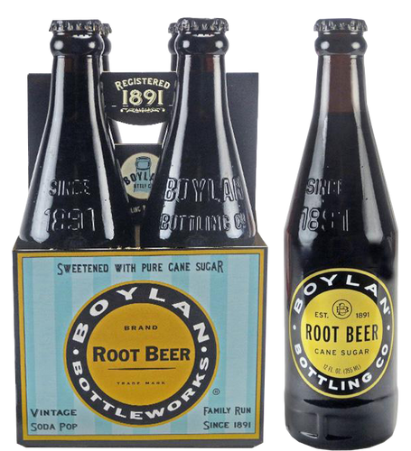 Boylan - Root Beer Soda - Ganje's