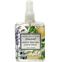 Kiss Me in the Garden - Grapefruit Linen Spray - Ganje's