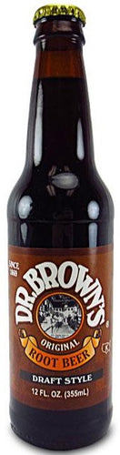 Dr. Brown - Root Beer - Ganje's