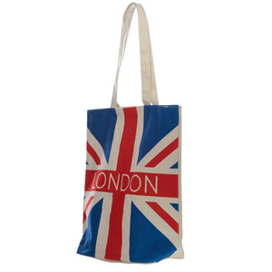 London Union Jack Flag - Tote Bag - Ganje's