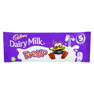 Cadbury UK - 5-Pack - Dairy Milk Freddo - Ganje's