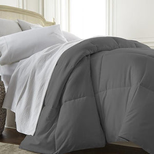 Classic Down Alternative Comforter - Slate - Ganje's