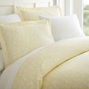 Classic Collection Duvet Set - Wheatfield - Primrose Yellow - Ganje's
