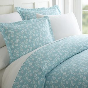 Classic Collection Duvet Set - Wheatfield - Heirloom Blue - Ganje's