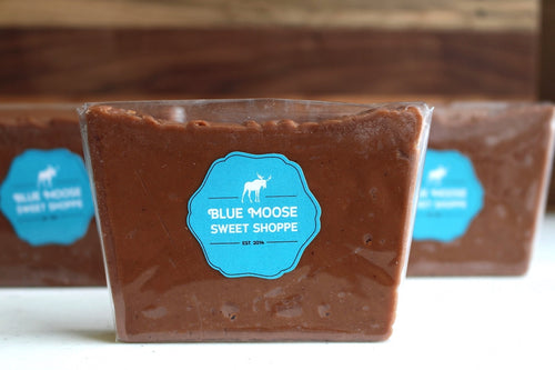 Blue Moose - Belgian Chocolate Fudge - Ganje's