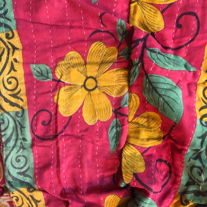 Vintage Kantha Throw - 4 - Ganje's