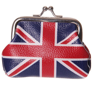 UK - Union Flag Coin Purse - Ganje's