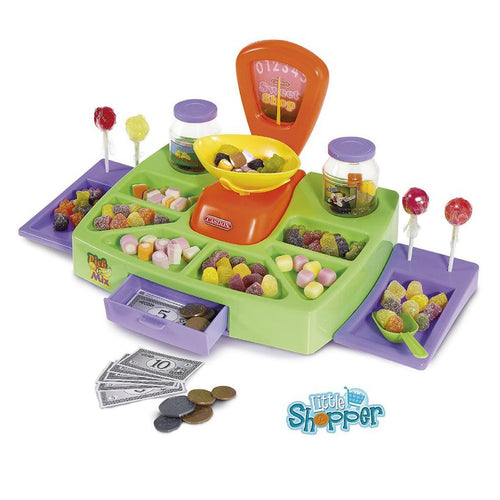 Casdon Pick & Mix Sweetshop Set - Includes Candy - Ganje's