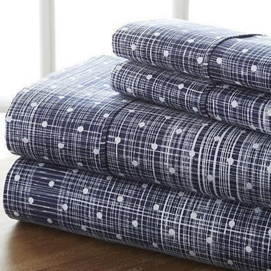 Classic Collection Sheet Set - Matrix - Deep Blue Sea - Ganje's