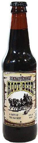 Death Valley Root Beer Soda - Ganje's