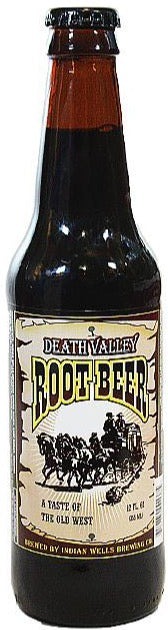 Death Valley - Root Beer Soda - Ganje's