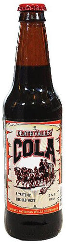 Death Valley Cola Soda - Ganje's