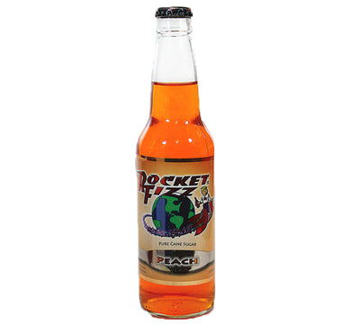 Rocket Fizz - Peach Soda - Ganje's
