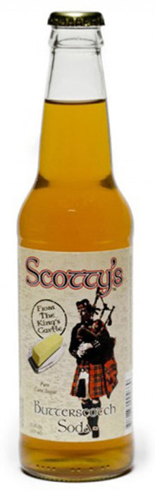 Scotty's - Buterscotch Soda - Ganje's