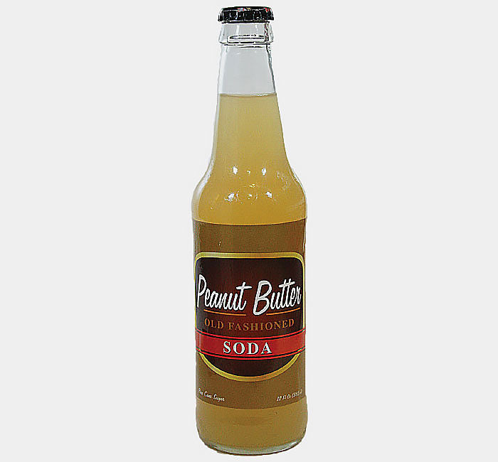 Old Fashioned - Peanut Butter Soda - Ganje's